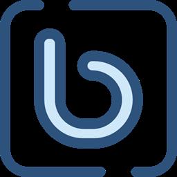 Logo Social Media Social Network Bebo Logotype Logos Brands And Logotypes Icon