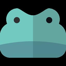 Frog Animals Wildlife Amphibian Animal Kingdom Icon