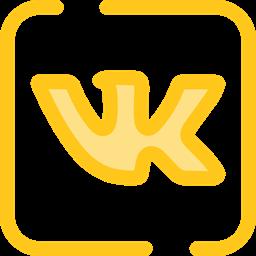 Social Media Social Network Logotype Streaming Logos Vk Video Player Brands And Logotypes Logo Icon