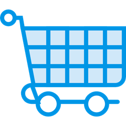 Store Cart Shopping Trolley Shopping Cart Shop Market Commerce And Shopping Icon