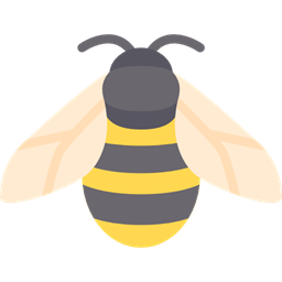 Animal Insect Bee Animals Wild Wings Wildlife Icon