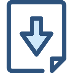Files And Folders Interface Download File File Download Archive Document Icon