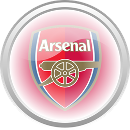 Flag Football Arsenal Premier English Icon