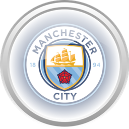 manchester city, flag, Football, premier english icon