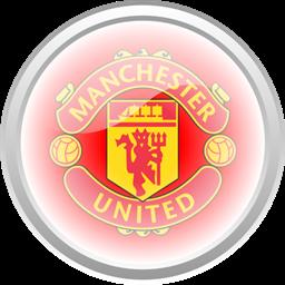 Flag Manchester United Football Premier English Icon
