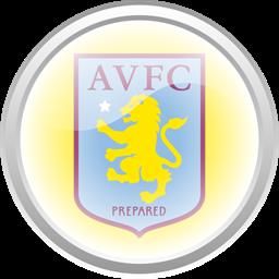 Aston Villa Flag Football Premier English Icon
