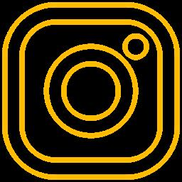 Media Network New Logo Social Instagram Square Icon Icon