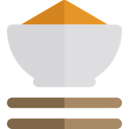 Chinese Food Japanese Food Food And Restaurant Food Bowl Rice Icon