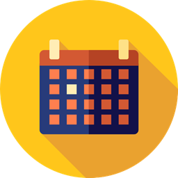 Calendar Time Date Schedule Interface Administration Organization Calendars Time And Date Icon