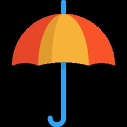 Tools And Utensils Umbrellas Weather Protection Rain Rainy Umbrella Icon