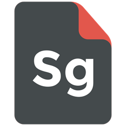 Format Extension Adobe Speedgrade Icon Icon