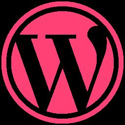 Wordpress Icon Icon