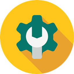 Settings Google Admin Brands And Logotypes Icon