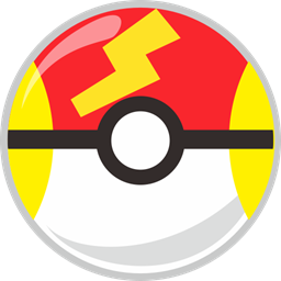 Ball Fast Pocket Pocket Monster Icon