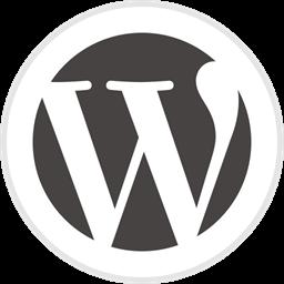 Media Logo Wordpress Social Icon