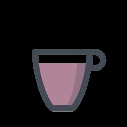 Coffee Cup Break Marketing Coffee Shop Caffeine Icon