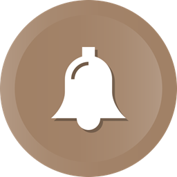 Alert Bell Christmas Notification Church Icon