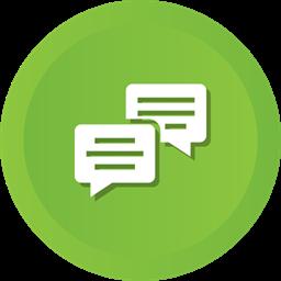Chat Comments Bubble Comment Icon