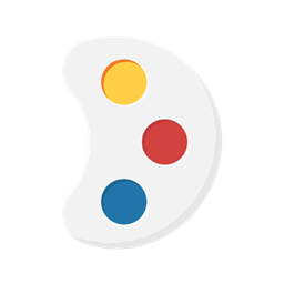 School Learn Palette Education Student Study Icon
