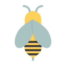 Apiary Apiculture Beekeeping Insect Fly Bee Honey Icon