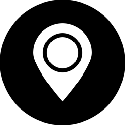 Location Address Map Circle Marker Navigation Gps Icon