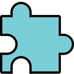 Option Setting Config Puzzle Configuration Gear Icon