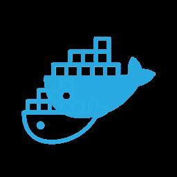 Docker Media Logo Social Icon