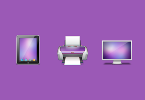 Devices icon packages
