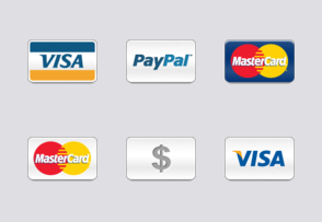 Payment methods icon packages