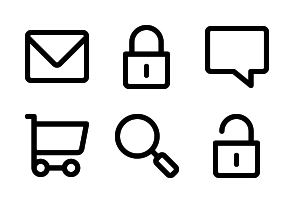 Essentials icon packages