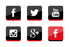 Social Media FREE! icon packages