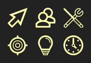 Miscellaneous icon packages