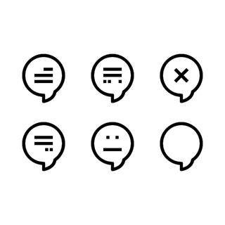 Speech Bubble icon packages