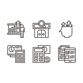 Accounting Auditor icon packages