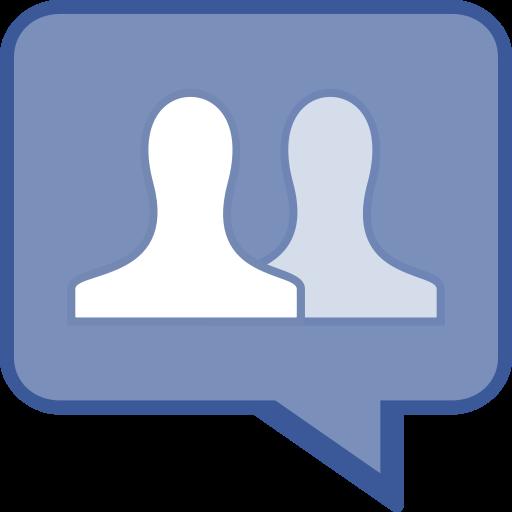 Facebook invite icon
