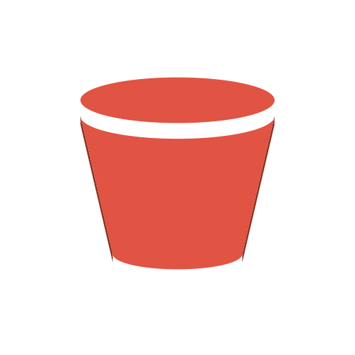 Free Home Delivery Icon Content, Bucket, Amazo...