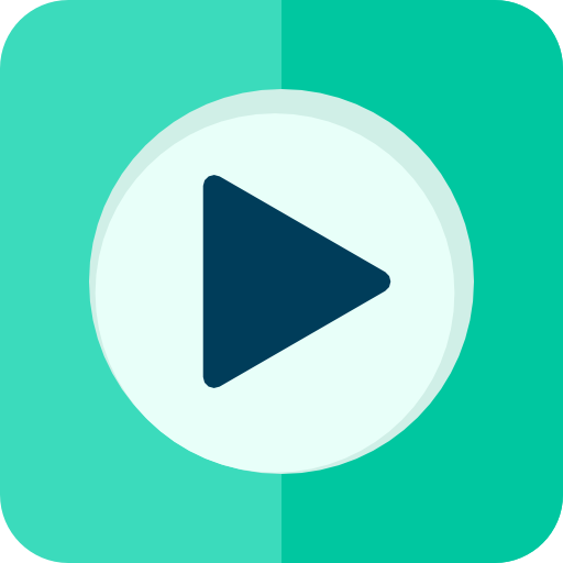 Multimedia Play Music Video Icon