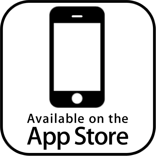 apple on square appstore logo available app store