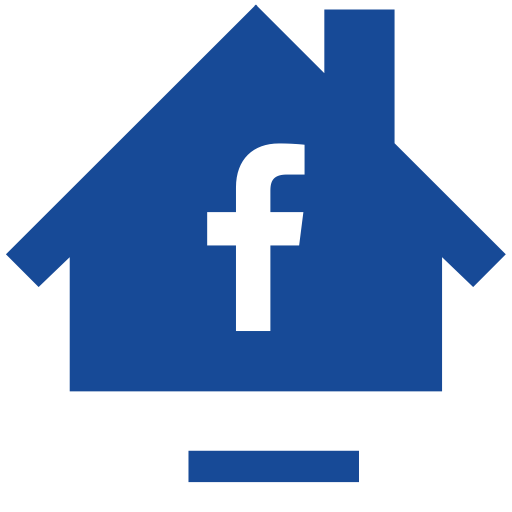 Image result for facebook house icon png