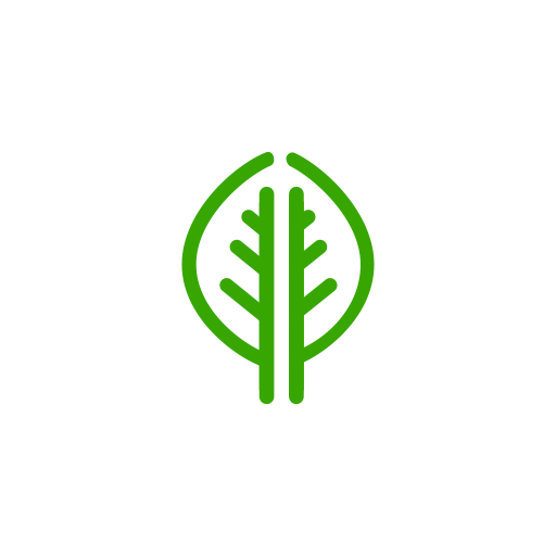 Green Earth Element Icon
