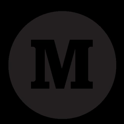 Blogpost, Medium, Blog, Platform, Article Icon