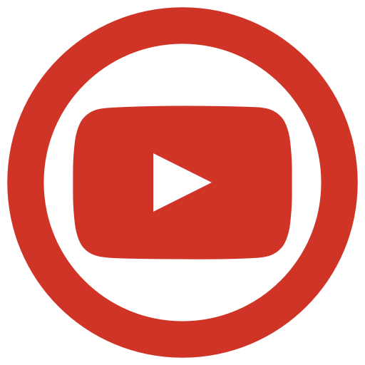youtube tube you yt icon icon