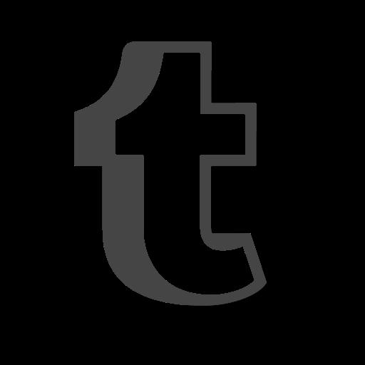 media, tumblr new logo...