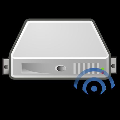 radius, Server icon