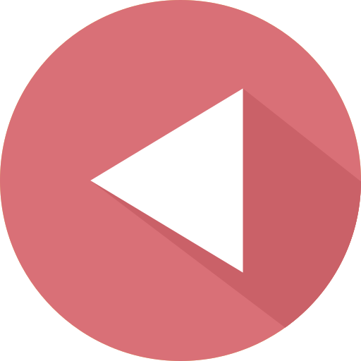arrows back button video player previous play