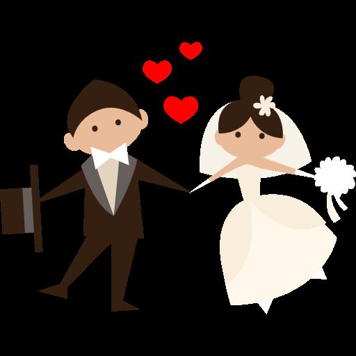 groom, Bride, people, ...