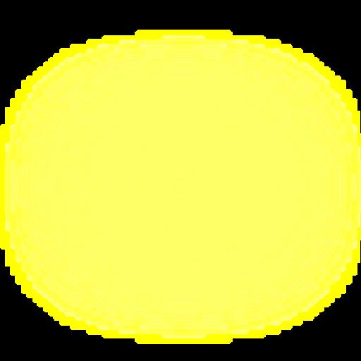 Glow Yellow Icon