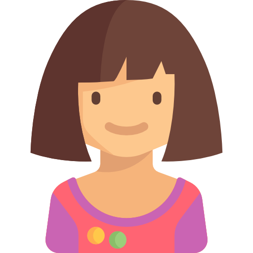 Image Young Ryosuke Png: Young, Profile, Girl, Kid, People, User, Avatar, Child Icon