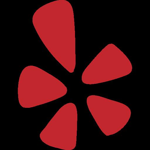 logos brand logotype logo social media yelp social network icon rh shareicon net yelp logos for download yelp logo images