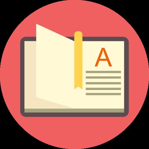 book note icon